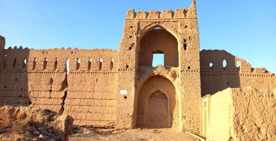 قلعه حسینی تفت