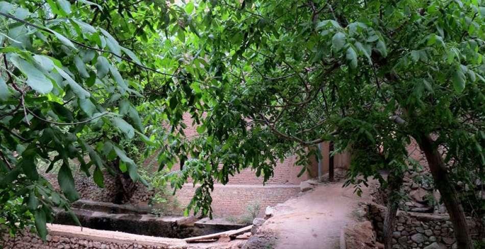 روستای بنادک سادات مهریز