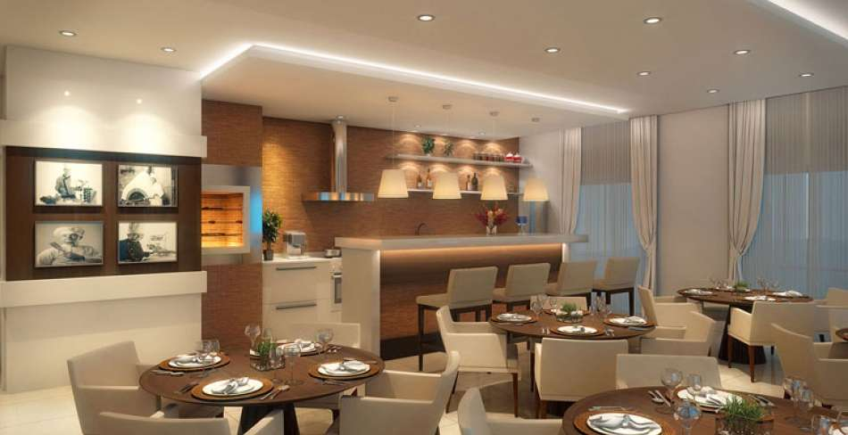 Modern Restaurants