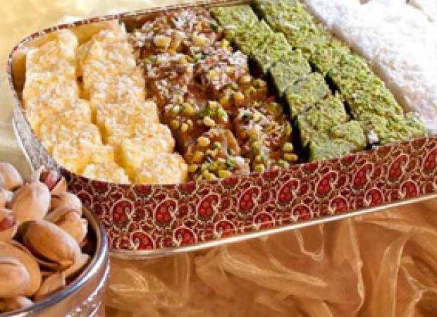 شیرینی فروشی های یزد