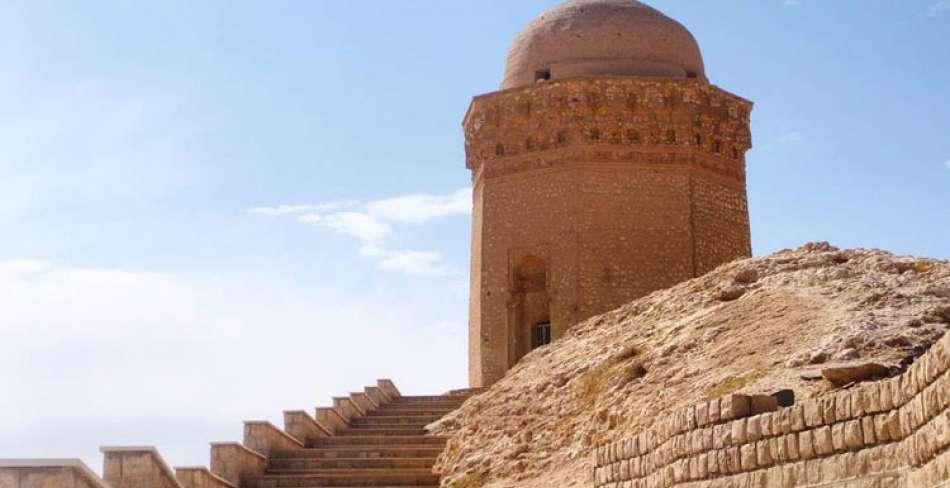 سازه های تاریخی یزد