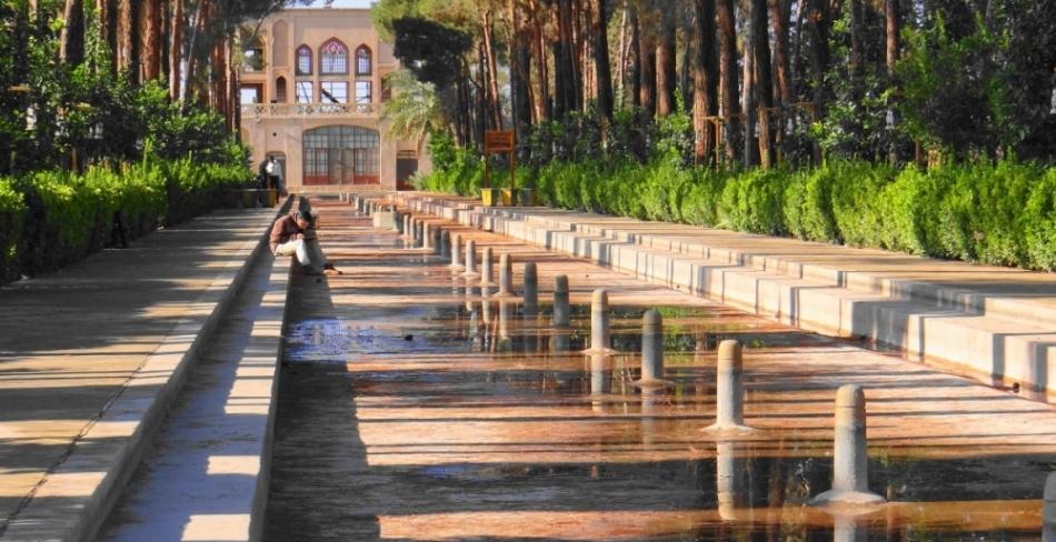 باغ های تاریخی یزد