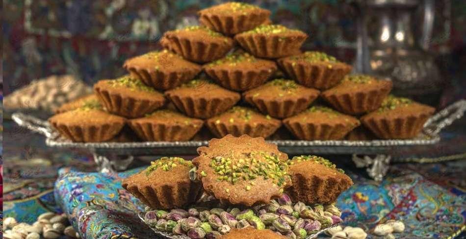شیرینی، قند و نبات یزد