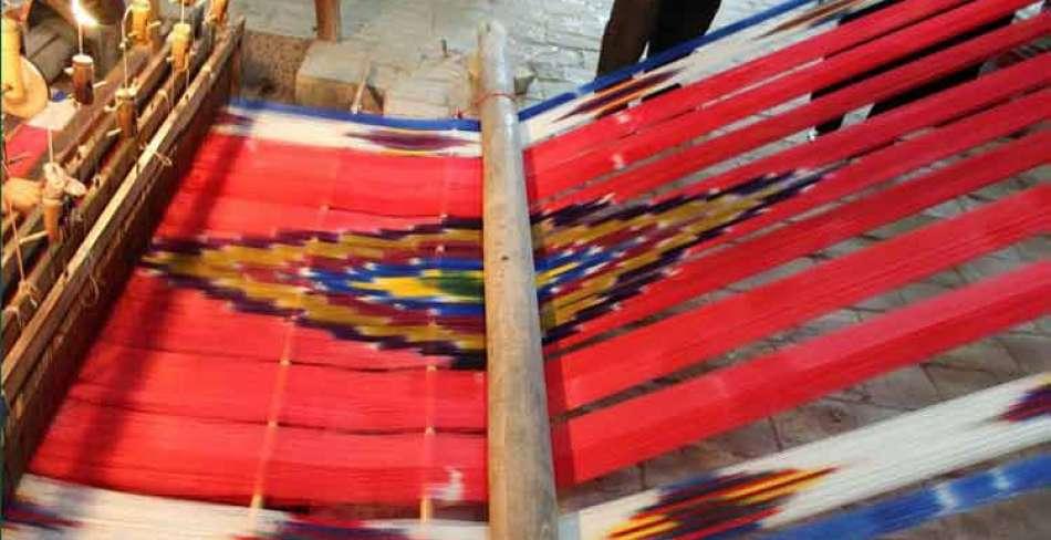 نمایشگاه های صنایع دستی یزد