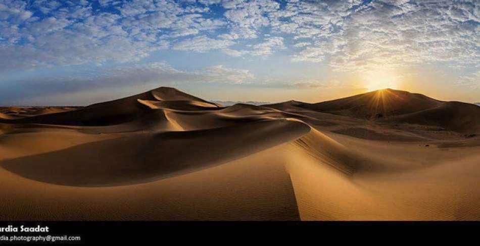 تور کویر کاراکال بافق / کمپ شهید برزگری